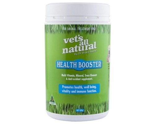 Vets All Natural Health Booster Reviews