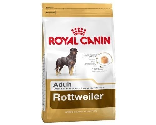 Корм royal canin rottweiler