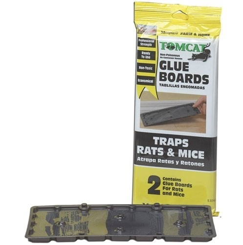 Tomcat Re Useable Plastic Glue Boards