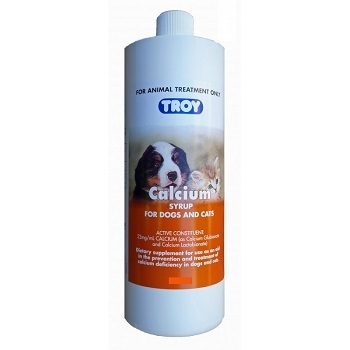 Treatment Of Calcium Deficiency In Dogs And Cats