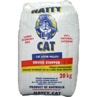 Natty Cat Litter 20L