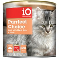 iO Purrfect Choice MeatFish12x400gm