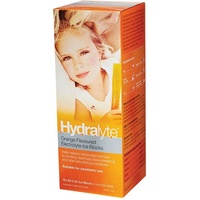 Hydralyte Rehydration Orange Flavoured Ice Blocks 16 Pack