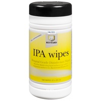 REYNARD  WIPE ISOPROPYL ALCOHOL CANISTER 160S