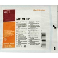Melolin Sterile gauze pads/swabs 10cmx 10cm single