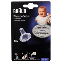 BRAUN LENS COVER 40S FOR THERMOMETER PKT40