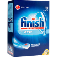 Finish Powerball Tablets 110's