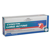 Cydectin Long Acting Injection Cattle 200Ml