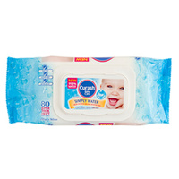 Curash Wipes Simply Water 80's