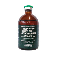 Mitachondral Injection 100ml Nature Vet