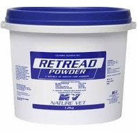 Nature Vet Retread Powder 1.2kg