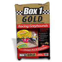 Box 1 Gold Racing 18kg