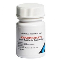 Acidurin Tablets 100 tab