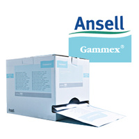 Ansell Gammex Surgical gloves Powdered 40 per box