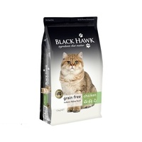 Black Hawk Chicken Cat Grain Free