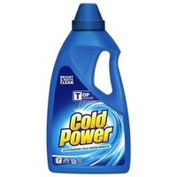 Cold Power Top Loader Laundry Liquid 1L