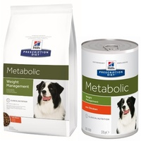 Hills Canine Metabolic Advanced Weight Solution