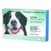 Capstar For Dogs Large 11.1-57kg