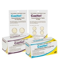 Cazitel Allwormer Tablets