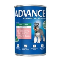 Advance Adult All Breed Chicken Salmon & Rice