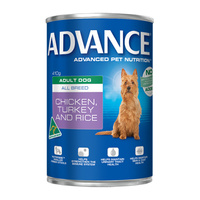 Advance Adult All Breed Chicken Turkey & Rice