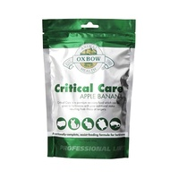 Oxbow Essentials Critical Care Apple Banana
