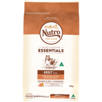 NUTRO DOG ADULT CHICKEN RICE AND VEG 15KG