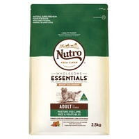 NUTRO DOG ADULT WEIGHT LAMB RICE AND VEG 2.5KG