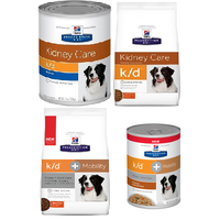 Hills Prescription Diet Canine k/d