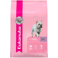 Eukanuba Canine Weight Control Small Breed