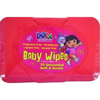 Dora The Explorer Baby Wipes