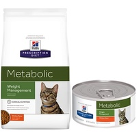HILLS PRESCRIPTION DIET Feline Metabolic Advanced Weight Solution