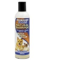 Fidos Natural Shampoo For Dogs & Cats 250ml