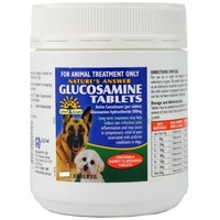 Glucosamine 500mg Tablets (Mavlab Natures Answer)