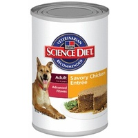 Hills Canine Adult Chicken Cans 370x12