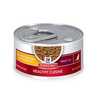Hills Science Diet FELINE Adult Healthy Cuisine