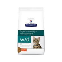 Hills Prescription Diet  Feline w/d 1.5kg