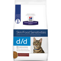 Hills Prescription diet Feline D/D 1.59kg