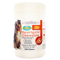Heartgold Chewable Chews 12-22kg