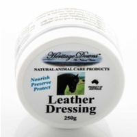 Heritage Downs Leather Dressing 250g