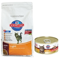 Hills Science Diet Feline Light adult