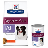 Hills Prescription Diet Canine i/d Low Fat GI Restore Canine