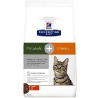 Hills Prescription Metabolic PLUS Urinary Feline
