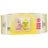 Johnson's Baby Skincare Wipes Unscented