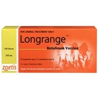 Longrange Botulinum Vaccine 250ml Cold Pack Included