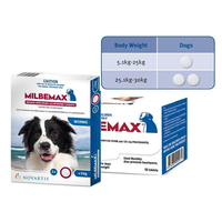 MILBEMAX FOR DOGS OVER 5KG