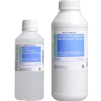 SODIUM BICARBONATE MOUTHWASH