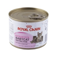 ROYAL CANIN KITTEN BABYCAT INSTINCTIVE 195G 12s