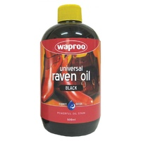 Waproo Raven Oil Black