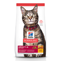 Hills Science Diet Feline Adult optimal care Original